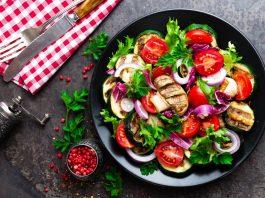Dieta Vegetariana: Uma Dieta Saudável Que Promove Perda Eficiente de Peso